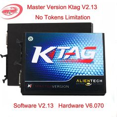 82.85$  Buy here - http://alimoe.worldwells.pw/go.php?t=32725243119 - Newest Version V2.13 KTAG K-TAG Firmware V6.070 ECU Programming Tool Master Version with Unlimited Token Support BDM Function 82.85$