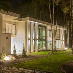 Maisons de style Moderne par LK & Projekt Sp. z o.o.