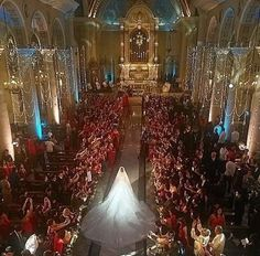 nozze di Marian Rivera e Dingdong Dantes