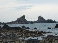 三ツ石海岸 2011.5