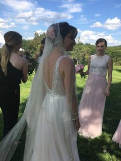 The Veil | Bonnie B. Matheson Old Fashioned Wedding, Cathedral Length Veil, White Velvet, Married Woman, Prom Dresses, Formal Dresses, Family Memories, Mother And Father, Marry Me