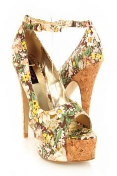 Floral pattern, I've loved it for as long as I can remember