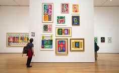 'Henri Matisse: The Cut-Outs,' a Victory Lap at MoMA - NYTimes.com#slideshow/100000003166039/100000003166061