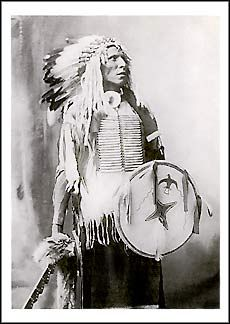Swift Dog, Sioux - 1898