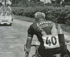 The Water carrier,Rene Van-Meenen, 1963 Tour de France