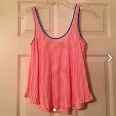 AE Aloha tank Like new, worn maybe twice American Eagle Outfitters Tops Tank Tops