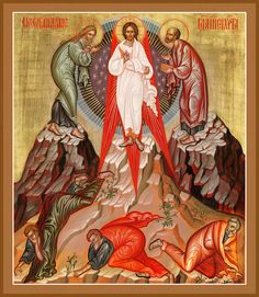 Holy Transfiguration – Damascene Gallery