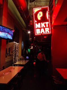 MKT Bar in Downtown Houston