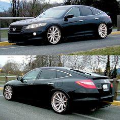 custom  2010 honda crosstour | Crosstour Aftermarket Wheels thread.... - Honda Crosstour Forums