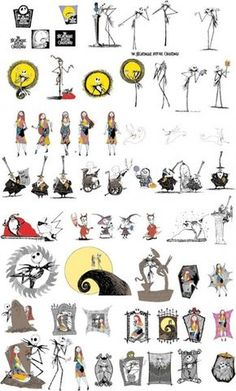the nightmare before christmas the nightmare before christmas clip art
