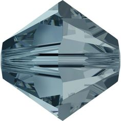 993fe4991790 5328 Swarovski Crystal Bicone Beads White Opal AB-Swarovski Bicone - Pack  of Crystals