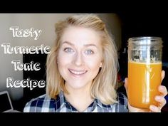 How To Make A Turmeric Tonic Wellness Drink - Natural Living World