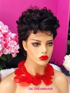 IMG-20200319-WA0006 Durban South Africa, Curly Pixie, Wig Cap, West Palm, Your Hair, Wigs, Short Hair Styles, Luxury, Fashion