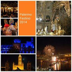 #event of #palermo #14july #festino #saintrosalia #patron of The #city