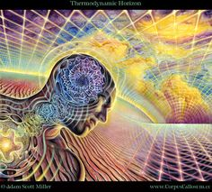 VISIONARY ART | Fractal Enlightenment | The Visionary Art of Adam Scott Miller