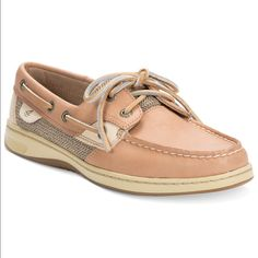 Sperrys Women's Sperrys, size 9.5, worn under 10 times, in almost brand new condition I just don't wear them enough. Sperry Top-Sider Shoes