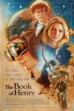 Watch The Book of Henry (2017) Full Movie HD Free Download