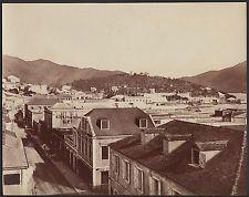 St Thomas Danish West Indies US Virgin Islands ~1860s