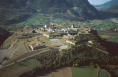Fortified town of Mont-Dauphin.