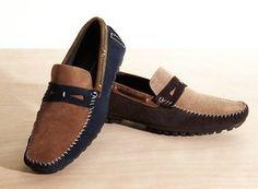 Men's driving shoes
