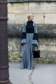 Over 100+ fall outfit ideas to take from the best street style at Paris Fashion Week: