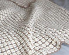Hearthside Crochet Blanket Pattern