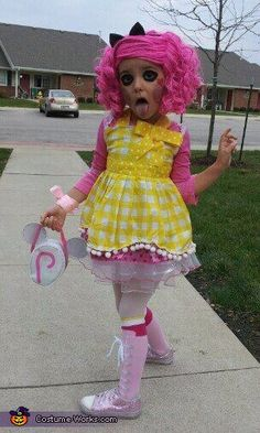 Lalaloopsy Costume - Halloween Costume Contest via @costumeworks