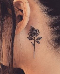 Bff Tattoos, Dope Tattoos, Unique Tattoos, Body Art Tattoos, Hand Tattoos, Small Tattoos, Sleeve Tattoos, Behind Ear Tattoos, Cute Tattoos For Women