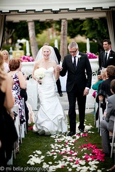 Artisan Event Floral Decor | Stacie + Paul Wedding | Viceroy Palm Springs