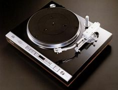 Sony PS-X75 vintage audiophile turntable. Quite possibly the best engineered turntable ever produced.