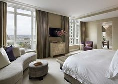 Luxurious Five Star Master Bedroom Creation: Modern Master Bedroom Design Modern Master Bedroom, Master Bedroom Design, Contemporary Bedroom, Home Bedroom, Bedroom Ideas, Bedroom Designs, Contemporary Design, Master Bedrooms, Bedroom Inspiration