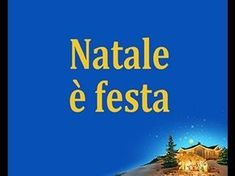 Natale è festa - YouTube Canti, Recital, Christmas Time, Youtube, Songs, Children, Video, Genere, Gift