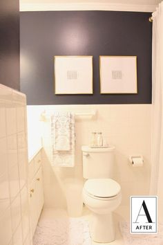 Our Favorite Bathroom Makeovers from the One Room Challenge | Apartment Therapy
