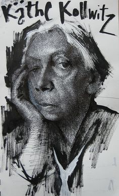 Kathe Kollwitz by the akirA project, via Flickr
