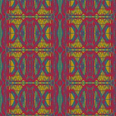 Old African Hand fabric by susaninparis on Spoonflower - custom fabric