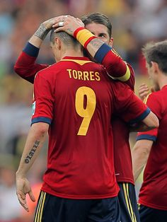 Fernando Torres. Tahiti vs Spain. Confederations cup. June 20, 2013.