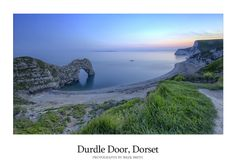 Durdle Door, Dorset Sunset by Nigel Smith on 500px