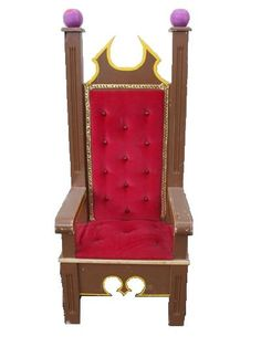 The Queen's Throne