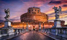 Castel Sant'Angelo - Roma - Italy