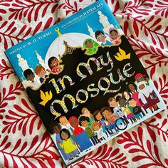 """This marvelous, welcoming book on mosques, Muslims, and Islam is a must, offering foundational knowledge on the world's second largest religion."" —School Library Journal (starred review) 📸 @thetinyactivists"