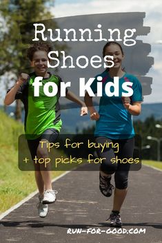 Kids really only need a good pair of running shoes to run. Get tips on finding the right kids' running shoes and suggestions for top shoes. Kids Running Shoes, Running Club, Running Gear, Shoes Too Big, Kid Shoes, Workout Gear For Men, Top Basketball Shoes, Sports Shoes, Physical Activities For Kids