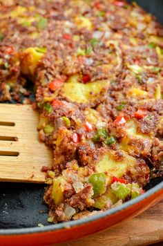 Slimming Eats - Slimming World Recipes Low Syn Corned Beef Hash | Slimming Eats - Slimming World Recipes