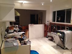 demo evolves to rebuilt - neither mutually exclusive when occupying a space.