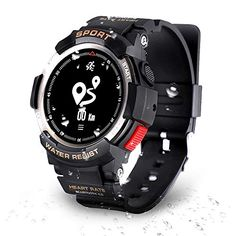 Buenos pulsometros con GPS Fitness Tracker, Courses, Casio Watch, Smart Watch, Watches, Accessories, Fashion, Shopping, Healthy Life