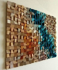 Check out this item in my Etsy shop https://www.etsy.com/listing/552077442/wood-wall-art-blue-danube-2016