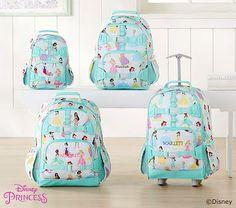 Mackenzie AquaDisney Princess Backpack #pbkids