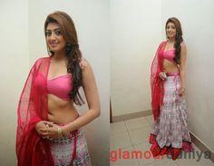 Praneetha At AD Thank You Function Hot Photos