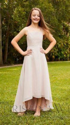 High Low, Graduation, White Dress, Bridesmaid Dresses, Bridal, Party, Fashion, Bridesmade Dresses, Moda