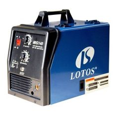 The LOTOS MIG140 140Amp MIG Welder features a 140 amp MIG welder that can weld at industrial quality and performance at a very affordable price. The most versatile and perfect welder for do-it-yourself home users as well as professional users. The LOTOS MIG140 is also spool gun capable for welding aluminum. It can be easily connected to your existing 110V wall outlet and quickly setup within 10 minutes or less. It handles industrial standard 4″ or 8″ wire spools and incorporates