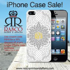 iPhone cases on sale!